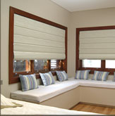 Marrs roman blinds